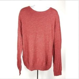 Aeropostale Crewneck Long-Sleeve Sweater XL Cotton